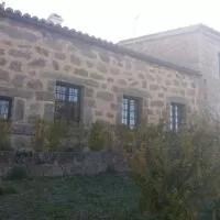 Hotel Casa Rural de Benjamin Palencia en zapardiel-de-la-canada