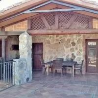 Hotel Casa Rural La Cabrejana en zapardiel-de-la-canada