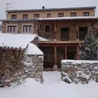 Hotel Casa Rural La Tablilla y La Terraza en zapardiel-de-la-ribera