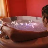 Hotel Casa rural Alanna Spa en zapardiel-de-la-ribera
