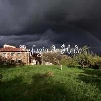 Hotel Casa Rural Refugio de Heda en zapardiel-de-la-ribera