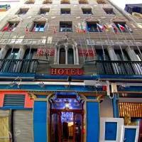 Hotel Hotel Paris Centro en zaragoza