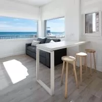 Hotel Apartamentos Egona Zarautz sobre el mar en zarautz
