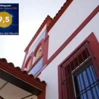 Hotel El Mirador del Abuelo en zarza-capilla