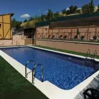 Hotel El Rincón de Monasterio en zarzuela-de-jadraque