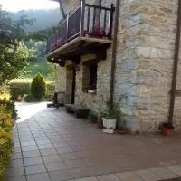 Hotel Casa Rural Goikoetxe en zeanuri