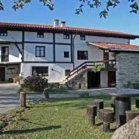 Hotel Monte Baserria en ziortza-bolibar