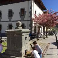 Hotel Ubilla Aterpetxea en ziortza-bolibar