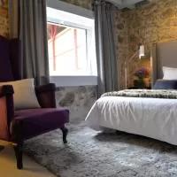 Hotel Garaiko Landetxea en ziortza-bolibar