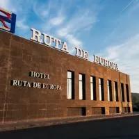 Hotel Hotel Ruta de Europa en zuia