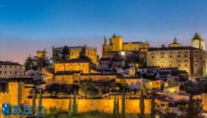 Los mejores Hoteles para alojarse en Cáceres