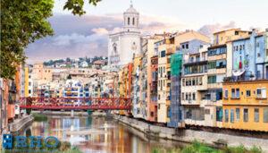 Los mejores hoteles en Girona