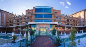 El mejor hotel de Alamedilla, Granada