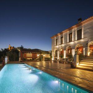 Mejores hoteles para dormir en Zufre,…