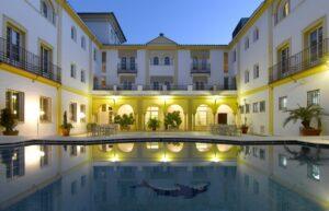 Un buen hotel en Aguilar de…