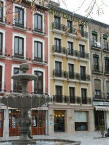 Un buen hotel en Albondón, Granada