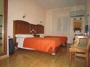 Un buen hotel en Alhama de…