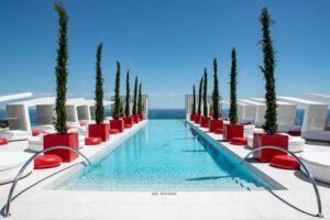 Un buen hotel en Atajate, Málaga
