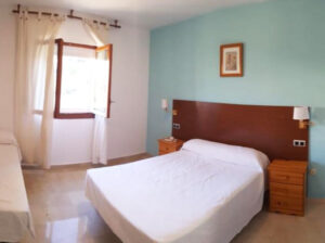 Un buen hotel en Casabermeja, Málaga