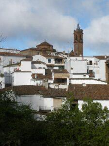 Un buen hotel en Fuenteheridos, Huelva