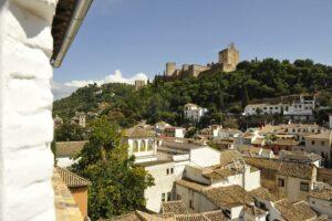 Un buen hotel en Gójar, Granada