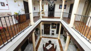 Un buen hotel en Guarromán, Jaén