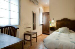Un buen hotel en Monroy, Cáceres