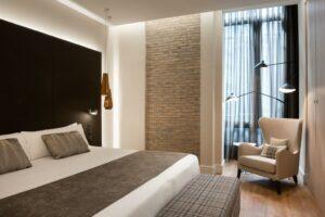 Un buen hotel en Navalagamella, Madrid
