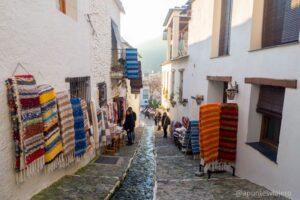 Un buen hotel en Pampaneira, Granada