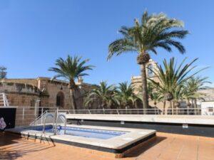 Un buen hotel en Partaloa, Almería