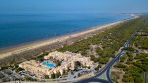 Un buen hotel en Punta Umbría,…