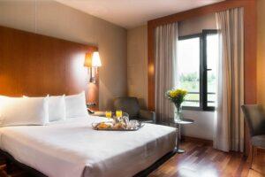 Un buen hotel en Reíllo, Cuenca