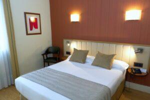Un buen hotel en Ribatejada, Madrid