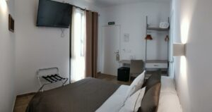 Un buen hotel en San Sebastián…