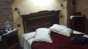 Un buen hotel en Segurilla, Toledo