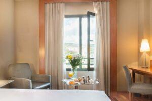 Un buen hotel en Tresjuncos, Cuenca