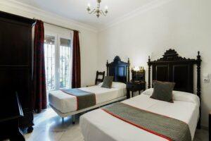 Un buen hotel en Trigueros, Huelva