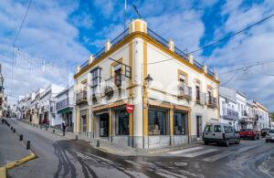 Un buen hotel en Villamartín, Cádiz
