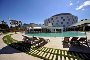 Un buen hotel en Villanueva del…