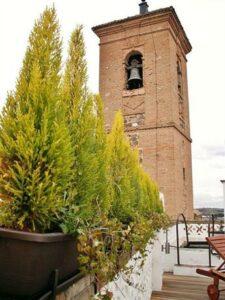 Un buen hotel en Yunclillos, Toledo