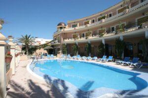 Un buen hotel en Zahara, Cádiz