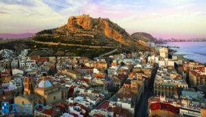 Los mejores alojamientos en Alicante