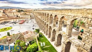 Los mejores hoteles de Segovia