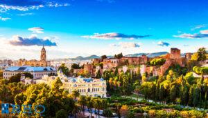 Mejores alojamientos en Málaga