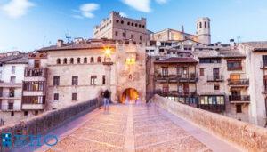 Un buen hotel en Teruel