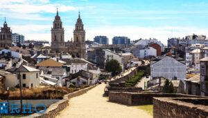 Mejores alojamientos en Lugo