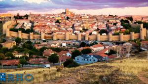 Mejores hoteles para alojarse en Ávila
