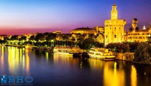 Mejores hoteles para dormir en Sevilla