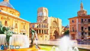 Los mejores hoteles en Valencia