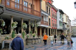 Dónde dormir en Avilés, Asturias